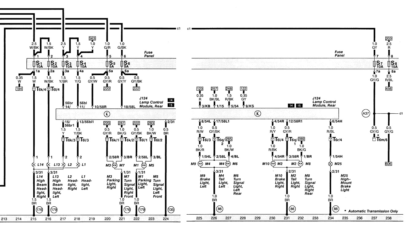 2001 audi tt radio wiring diagram wiring diagrams and schematics replacing hu a few ions about 1998 a4 audi concert wiring