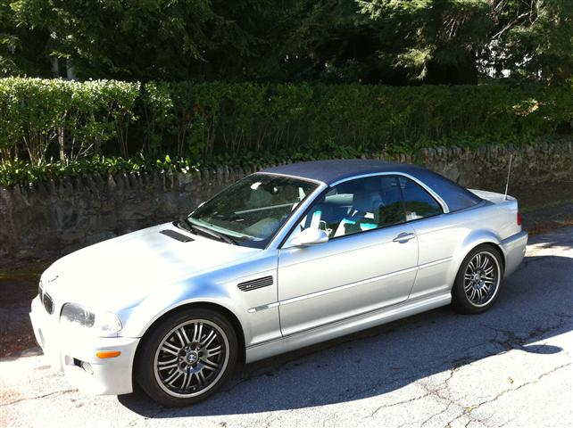 Bmw E46 Hard Top