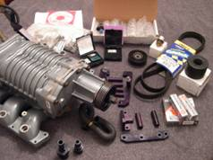 PES G2 Supercharger Kit